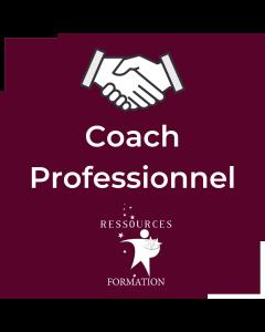 Coach pro + PNL (Tech 1 et 2, Prat 2, MP1)