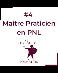 Maitre Praticien en PNL